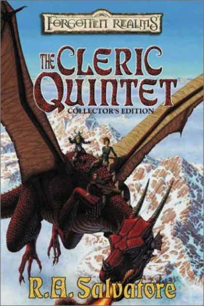 Bestselling Sci-Fi/ Fantasy (2006) - The Cleric Quintet Collector's Edition by R. A. Salvatore