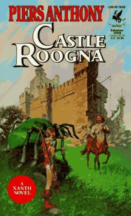 Bestselling Sci-Fi/ Fantasy (2006) - Castle Roogna (Xanth Novels (Paperback)) by Piers Anthony