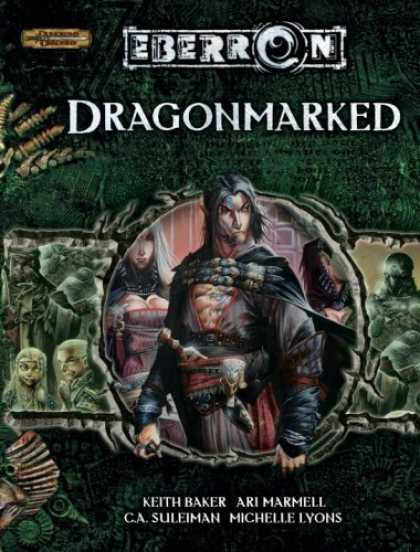 Bestselling Sci-Fi/ Fantasy (2006) - Dragonmarked (Eberron Supplement) by Keith Baker