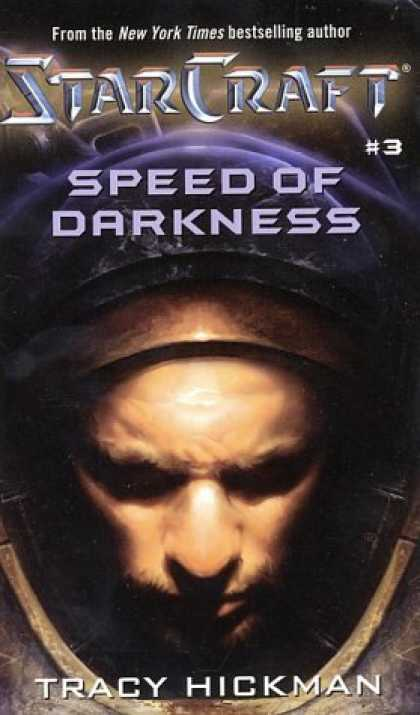 Bestselling Sci-Fi/ Fantasy (2006) - Speed of Darkness (StarCraft #3) by Tracy Hickman