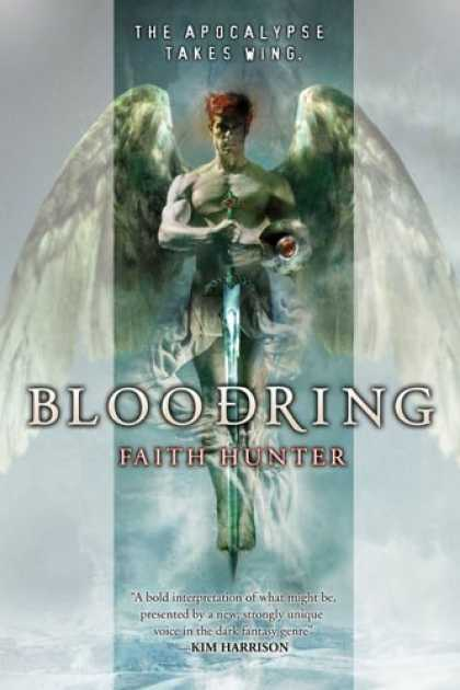 Bestselling Sci-Fi/ Fantasy (2006) - Bloodring by Faith Hunter