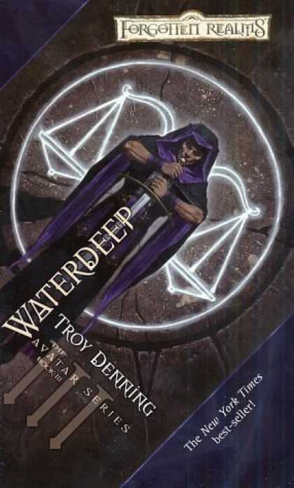 Bestselling Sci-Fi/ Fantasy (2006) - Waterdeep (Forgotten Realms: The Avatar) by Troy Denning