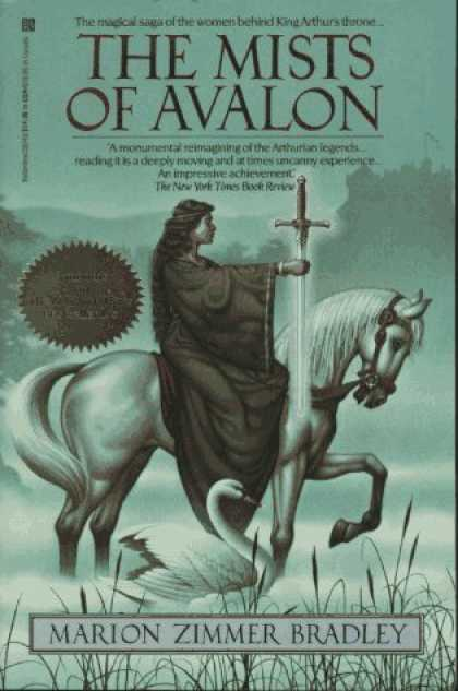 Bestselling Sci-Fi/ Fantasy (2006) - The Mists of Avalon by Marion Zimmer Bradley