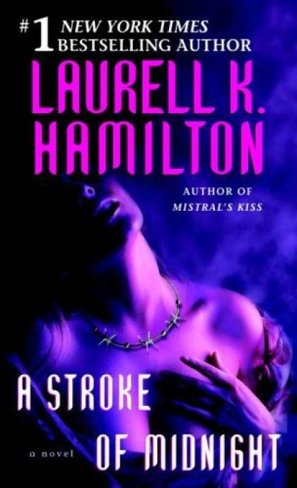 Bestselling Sci-Fi/ Fantasy (2006) - A Stroke of Midnight: A Meredith Gentry Novel by Laurell K. Hamilton