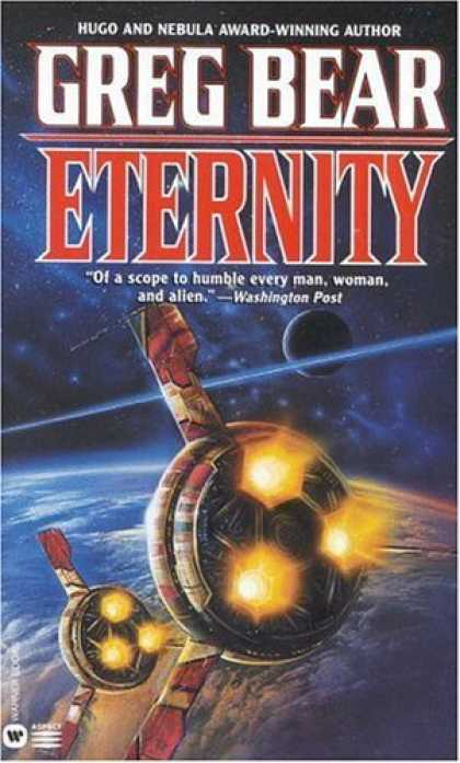 Bestselling Sci-Fi/ Fantasy (2006) - Eternity by Greg Bear