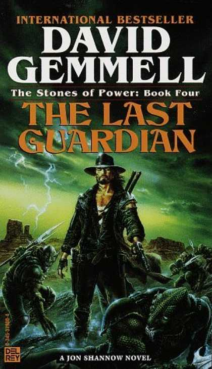Bestselling Sci-Fi/ Fantasy (2006) - Last Guardian (Stones of Power) by David Gemmell