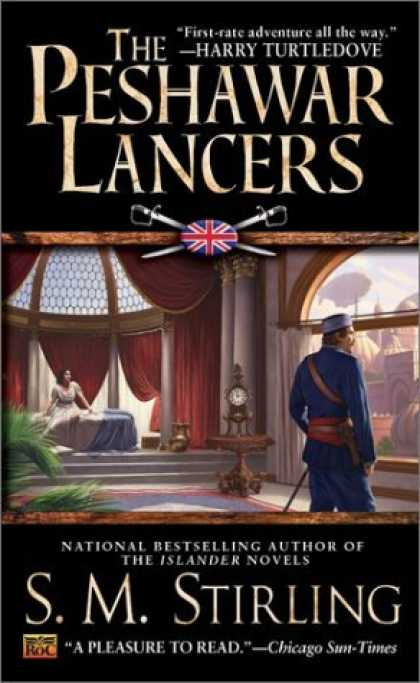 Bestselling Sci-Fi/ Fantasy (2006) - The Peshawar Lancers by S. M. Stirling
