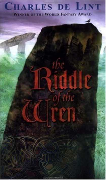Bestselling Sci-Fi/ Fantasy (2006) - The Riddle of the Wren (Firebird) by Charles de Lint