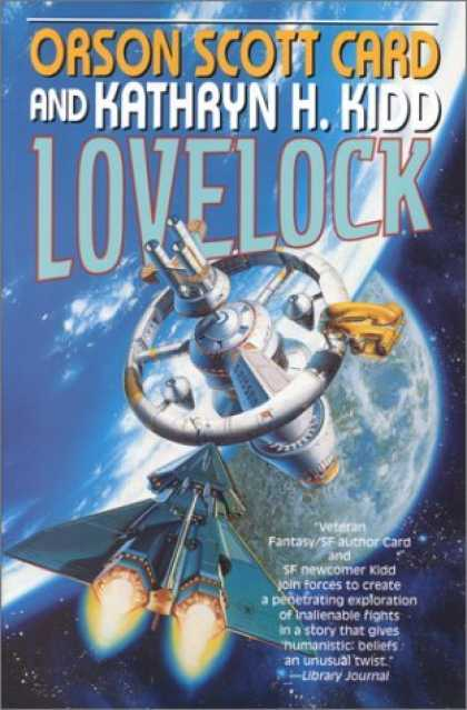 Bestselling Sci-Fi/ Fantasy (2006) - Lovelock (Mayflower Trilogy) by Orson Scott Card