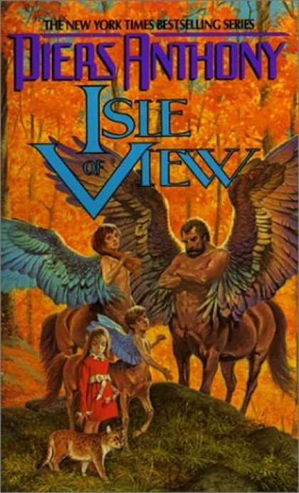 Bestselling Sci-Fi/ Fantasy (2006) - Xanth 13: Isle of View (Magic of Xanth) by Piers Anthony