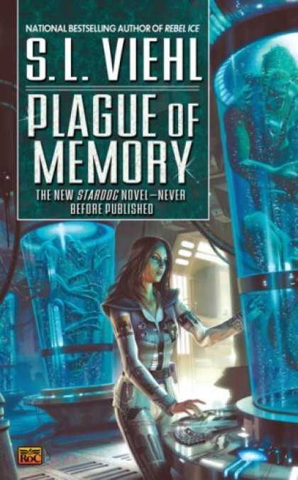 Bestselling Sci-Fi/ Fantasy (2006) - Plague of Memory: A Stardoc Novel by S.L. Viehl
