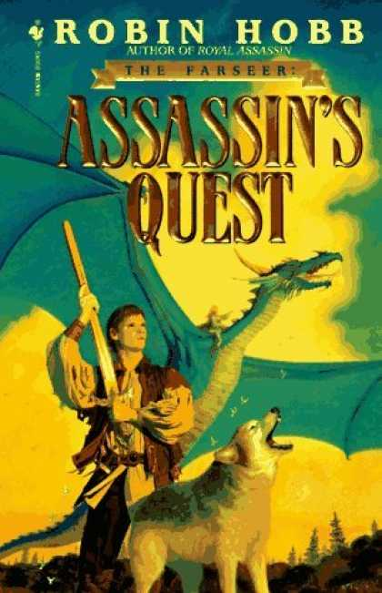 Bestselling Sci-Fi/ Fantasy (2006) - Assassin's Quest (The Farseer Trilogy, Book 3) by Robin Hobb