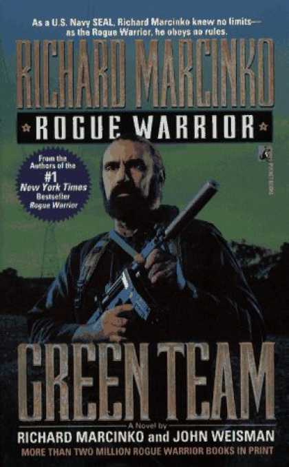 Bestselling Sci-Fi/ Fantasy (2006) - Green Team: Rogue Warrior Iii (Paperback) by Richard Marcinko