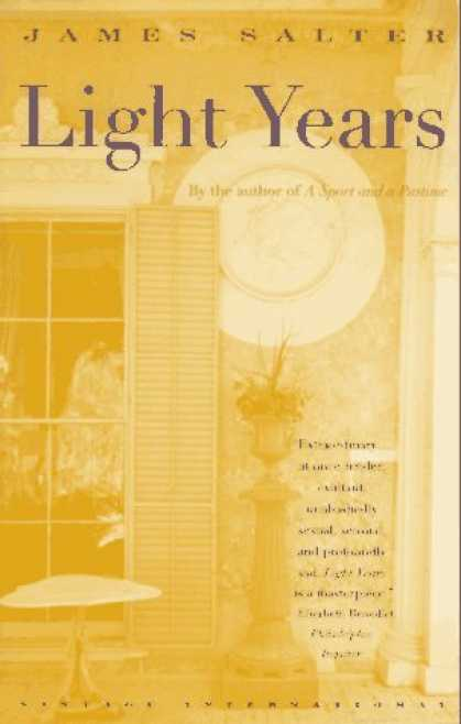 Bestselling Sci-Fi/ Fantasy (2006) - Light Years by James Salter
