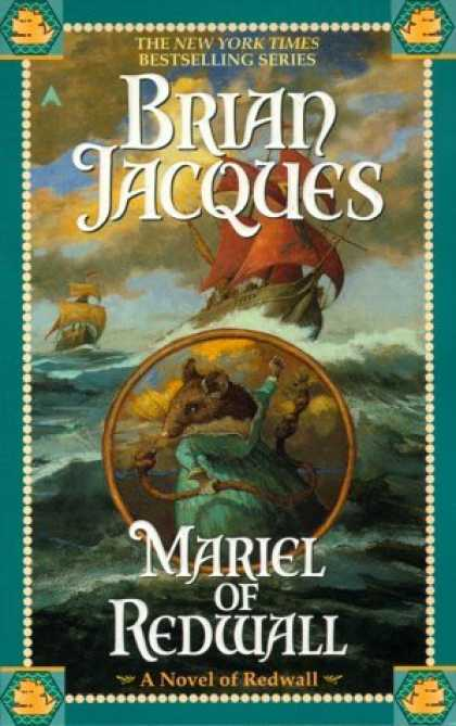 Bestselling Sci-Fi/ Fantasy (2006) - Mariel of Redwall (Redwall, Book 4) by Brian Jacques