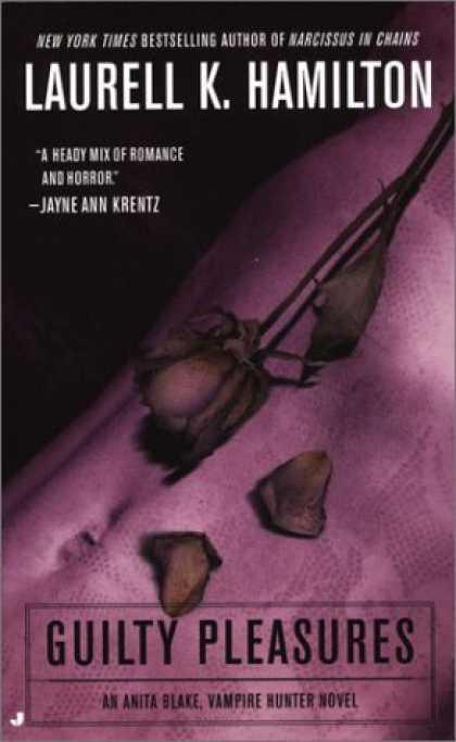 Blake, Anita  - Vampire Hunter 01 - Guilty Pleasures