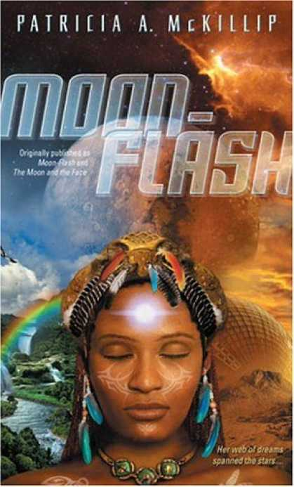 Bestselling Sci-Fi/ Fantasy (2006) - Moon-Flash by Patricia A. McKillip