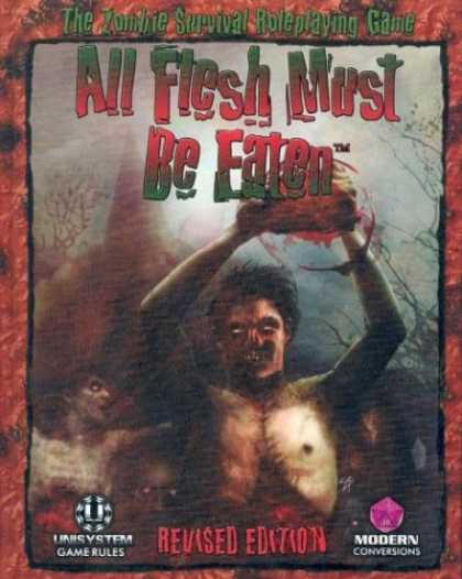 Bestselling Sci-Fi/ Fantasy (2006) - All Flesh Must Be Eaten: Revised Edition (Afmbe) by Various
