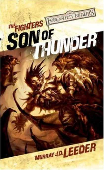 Bestselling Sci-Fi/ Fantasy (2006) - Son of Thunder: The Fighters by Murray J.D. Leeder