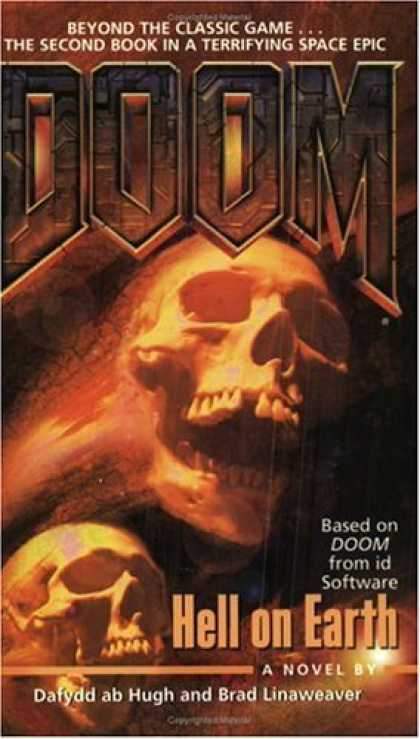 Bestselling Sci-Fi/ Fantasy (2006) - Doom: Hell On Earth by Dafydd ab Hugh