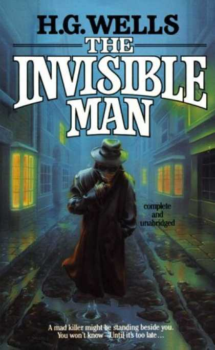 Bestselling Sci-Fi/ Fantasy (2006) - The Invisible Man (Tor Classics) by H. G. Wells