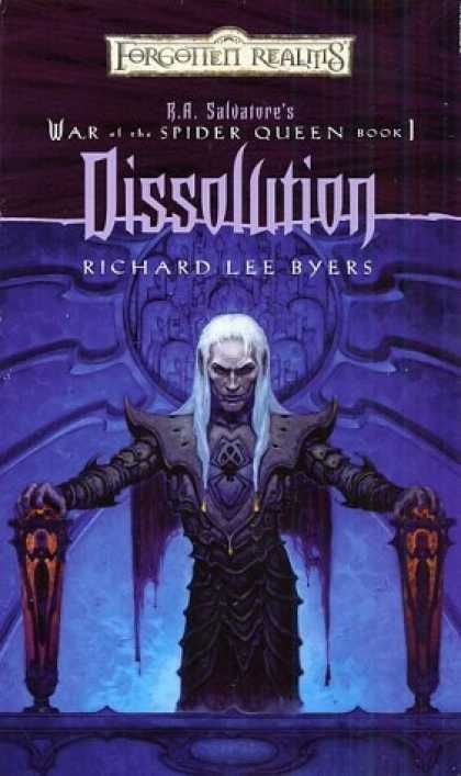 Bestselling Sci-Fi/ Fantasy (2006) - Dissolution (Forgotten Realms: R.A. Salvatore's War of the Spider Queen, Book 1)