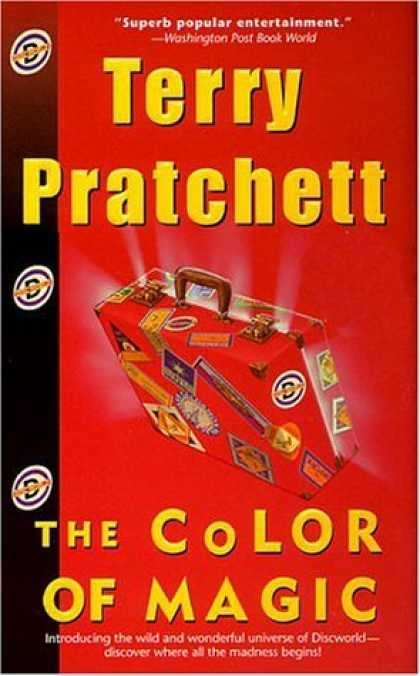 Bestselling Sci-Fi/ Fantasy (2006) - The Color of Magic by Terry Pratchett