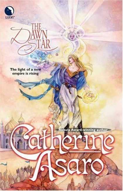 Bestselling Sci-Fi/ Fantasy (2006) - The Dawn Star by Catherine Asaro