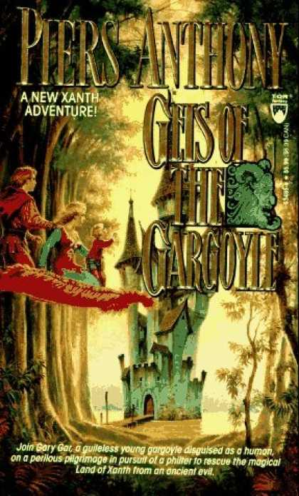 Bestselling Sci-Fi/ Fantasy (2006) - Geis of the Gargoyle (Xanth) by Piers Anthony