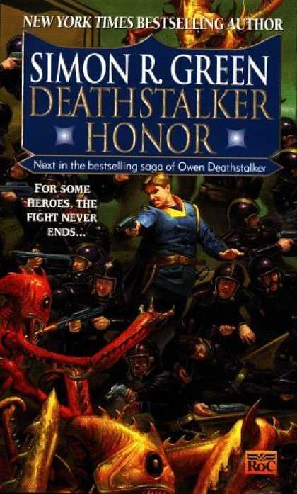 Bestselling Sci-Fi/ Fantasy (2006) - Deathstalker Honor (Deathstalker) by Simon R. Green