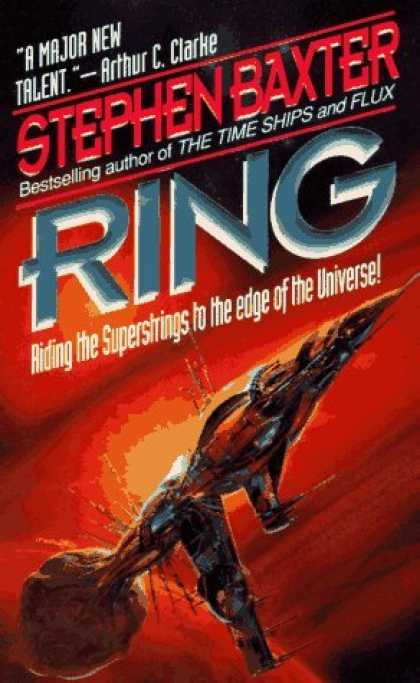 Bestselling Sci-Fi/ Fantasy (2006) - Ring by Stephen Baxter