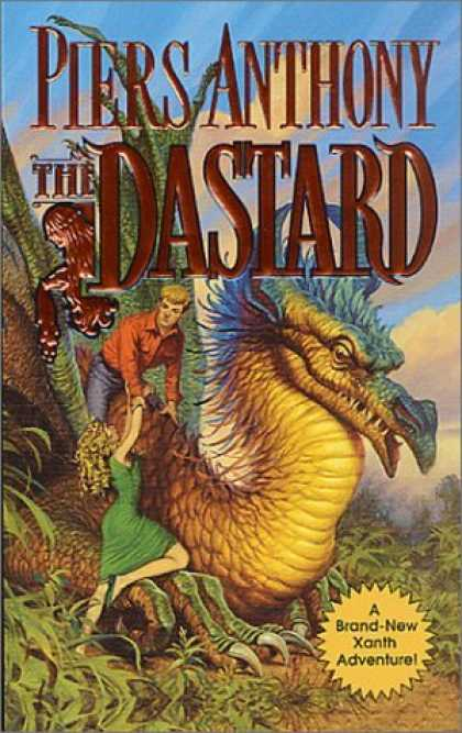 Bestselling Sci-Fi/ Fantasy (2006) - The Dastard (Xanth) by Piers Anthony