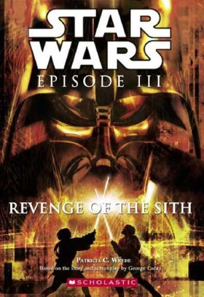 Bestselling Sci-Fi/ Fantasy (2006) - Star Wars, Episode III - Revenge of the Sith (Junior Novelization) by Patricia C