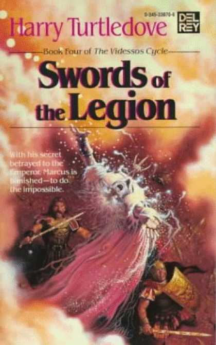 Bestselling Sci-Fi/ Fantasy (2006) - Swords of the Legion (Videssos Cycle) by Harry Turtledove