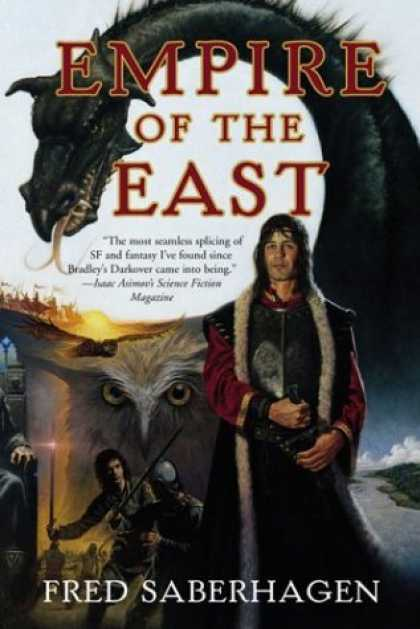 Bestselling Sci-Fi/ Fantasy (2006) - Empire of the East (Bks. 1-3: The Broken Lands, The Black Mountains, and Ardneh'