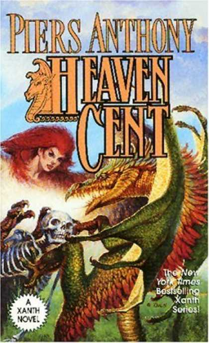Bestselling Sci-Fi/ Fantasy (2006) - Heaven Cent (Xanth) by Piers Anthony