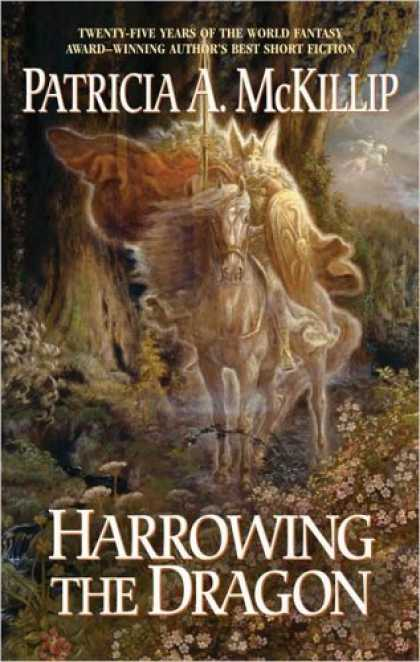 Bestselling Sci-Fi/ Fantasy (2006) - Harrowing the Dragon by Patricia A. McKillip