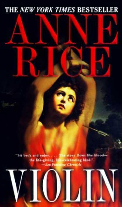 Bestselling Sci-Fi/ Fantasy (2006) - Violin by Anne Rice