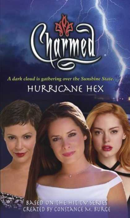 Bestselling Sci-Fi/ Fantasy (2006) - Hurricane Hex (Charmed) by Diana G. Gallagher