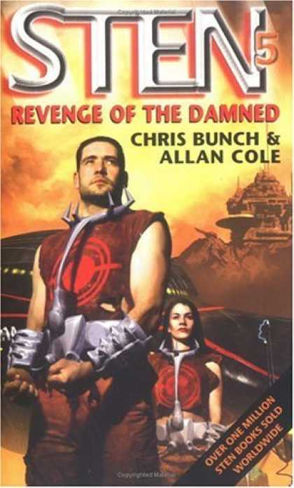 Bestselling Sci-Fi/ Fantasy (2006) - Revenge of the Damned (Sten) by Chris Bunch