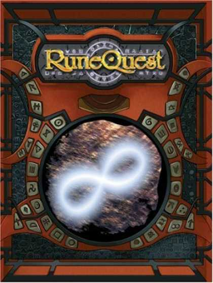 Bestselling Sci-Fi/ Fantasy (2006) - RuneQuest - Core Rulebook by Matthew Sprange