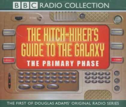 Bestselling Sci-Fi/ Fantasy (2006) - The Hitch-Hiker's Guide to the Galaxy: the Primary Phase (BBC Radio Collection)