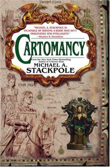 Bestselling Sci-Fi/ Fantasy (2006) - Cartomancy: Book Two of The Age of Discovery by Michael A. Stackpole