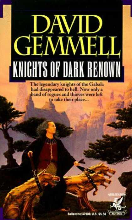 Bestselling Sci-Fi/ Fantasy (2006) - Knights of Dark Renown by David Gemmell