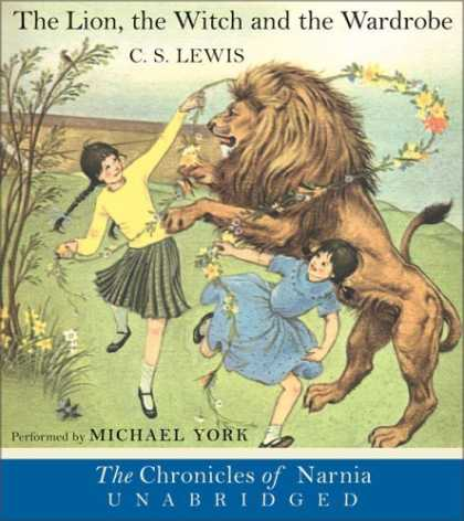 Bestselling Sci-Fi/ Fantasy (2006) - The Lion, the Witch and the Wardrobe (The Chronicles of Narnia, Book 1) (Narnia)