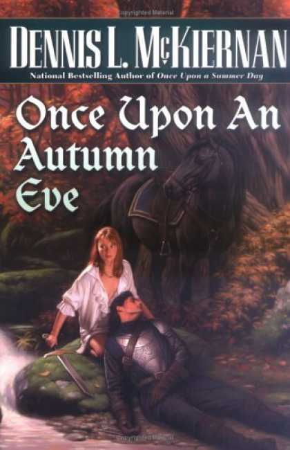 Bestselling Sci-Fi/ Fantasy (2006) - Once Upon an Autumn Eve (Faery) by Dennis L. McKiernan
