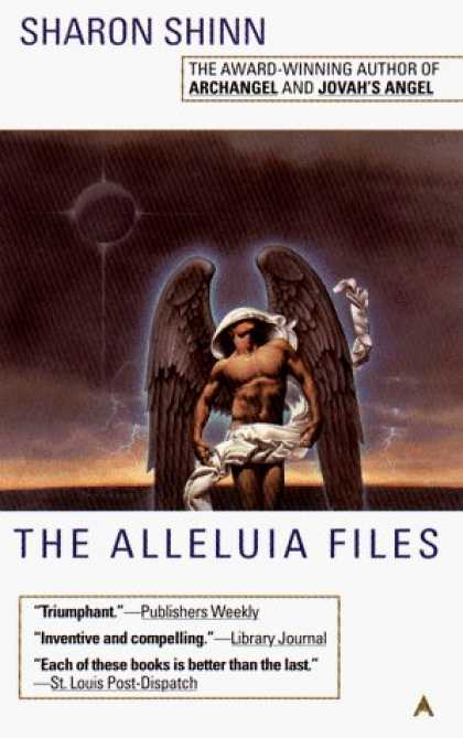 Bestselling Sci-Fi/ Fantasy (2006) - The Alleluia Files by Sharon Shinn