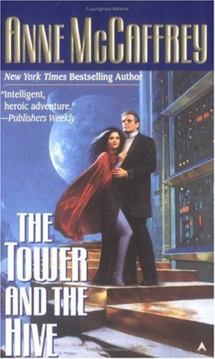 Bestselling Sci-Fi/ Fantasy (2006) - The Tower and the Hive (Rowan (Paperback)) by Anne McCaffrey
