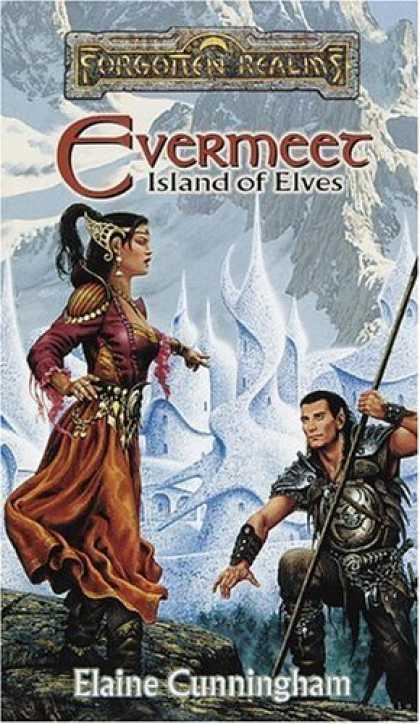 Bestselling Sci-Fi/ Fantasy (2006) - Evermeet: Island of Elves (Forgotten Realms) by Elaine Cunningham