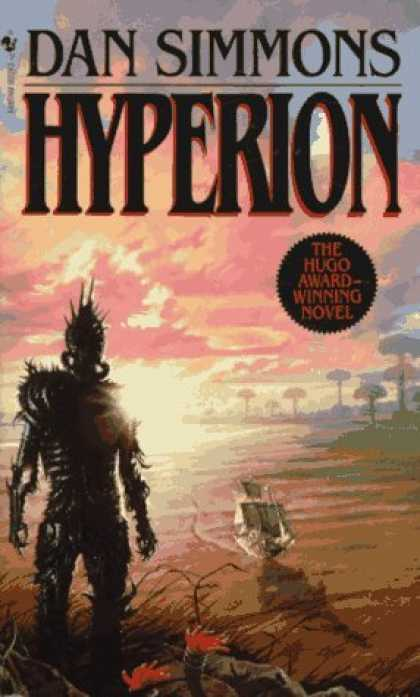 Bestselling Sci-Fi/ Fantasy (2006) - Hyperion by Dan Simmons